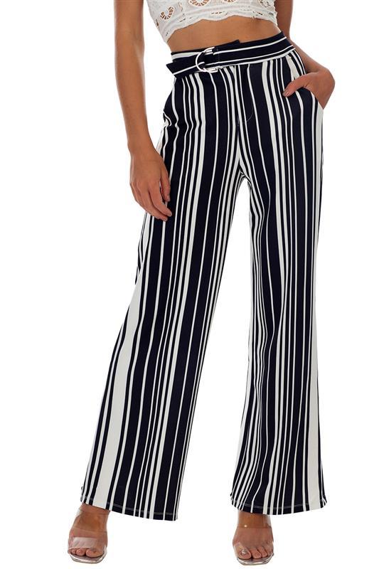 Stripe Tease Trouser