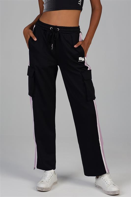 Sissyboy Sport: Track Pants With Zippable Ankle Areas
