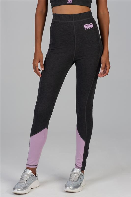 Sissyboy Sport: Leggings With Panels