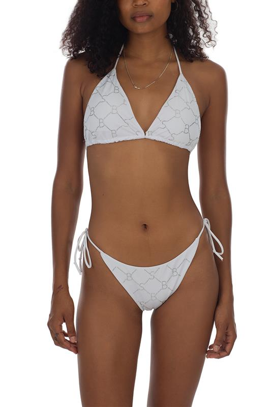 BAO: Bling Logo Bikini Bottom - SET