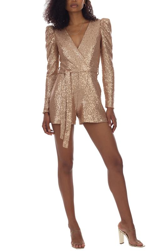 Natural Attraction Playsuit
