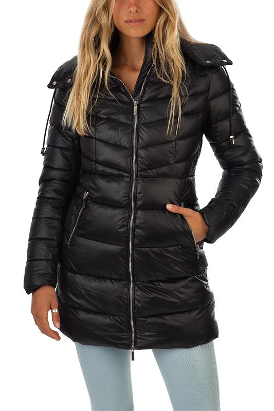 KAO: Longer Length Puffer Jacket