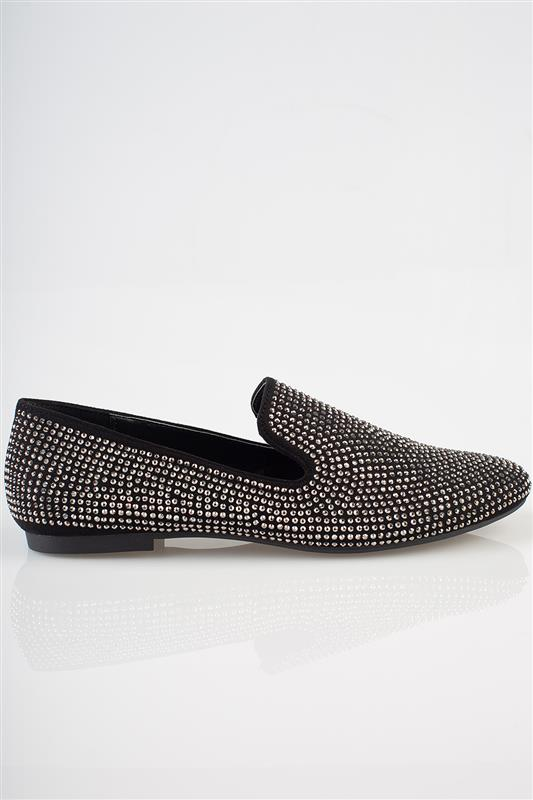 Main Sequins - Loafer With Sequins