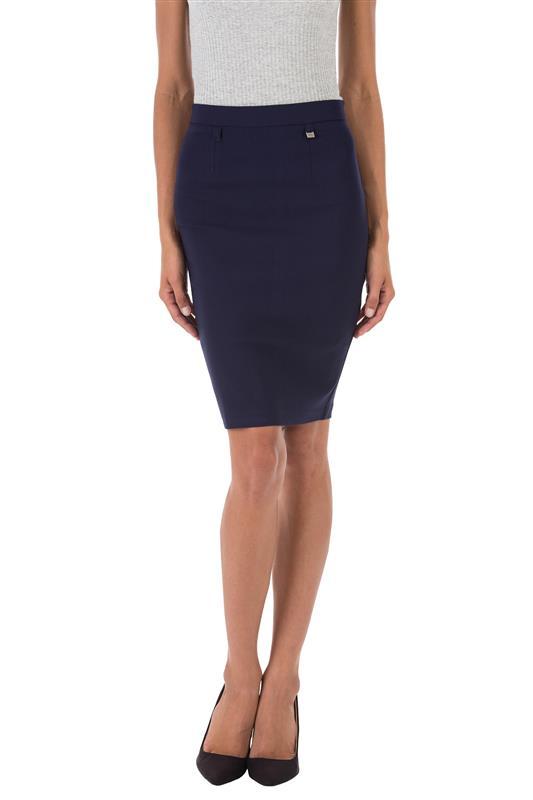 Sissy Boy Girl Boss Midi Skirt